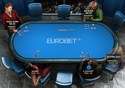 Eurobet poker su android