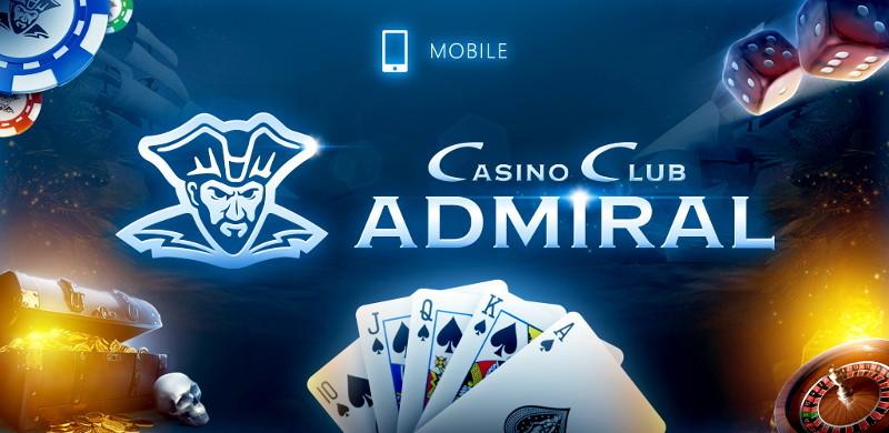 Адмирал сс казино майнкрафт как играет аид карты от подписчиков