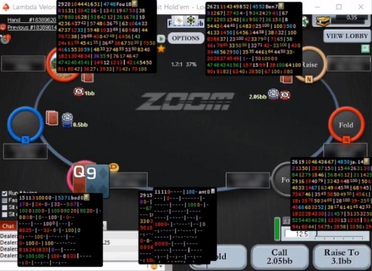 игры в покер статистика онлайн